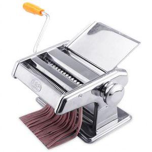 APPAREIL À PÂTES Machine à pâtes en argent