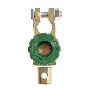 COUPE BATTERIE SODIAL(R)Batterie Terminal Connexion Interrupteur