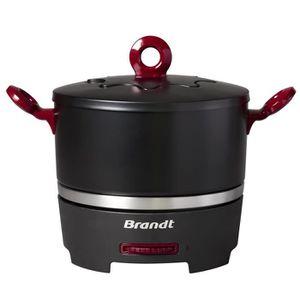 FONDUE ÉLECTRIQUE Service à fondue - BRANDT FON800NR