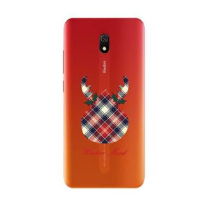 COQUE - BUMPER Coque Redmi 8A winter mood tartan