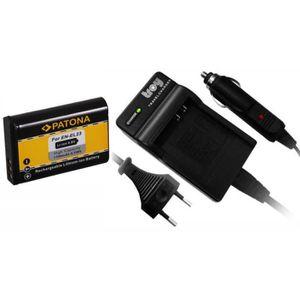BATTERIE APPAREIL PHOTO Batteries + Chargeur pour Nikon EN-EL23