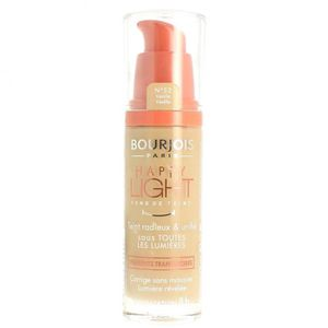 FOND DE TEINT - BASE Fond de Teint Happy Light Bourjois 52 Vanille