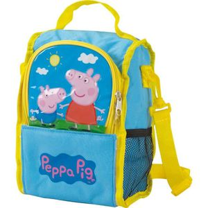 SAC ISOTHERME Fun House Peppa Pig sac bandouliere isotherme pour