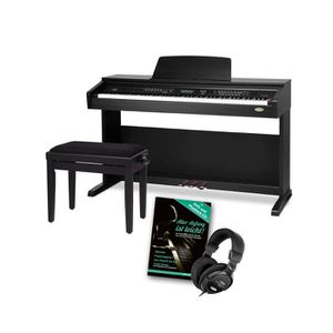 PACK PIANO - CLAVIER Classic Cantabile DP-A 310 SM piano électrique SET