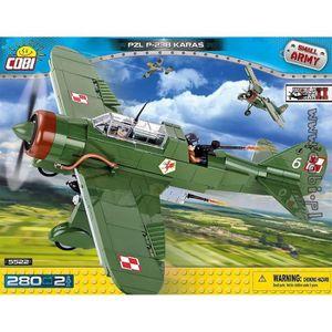ASSEMBLAGE CONSTRUCTION PZL P-23B Karaś Cobi