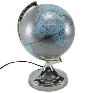 lampe globe achat vente lampe globe pas cher cdiscount. Black Bedroom Furniture Sets. Home Design Ideas