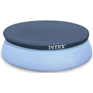 BÂCHE - COUVERTURE  INTEX Bâche de protection pour piscine - Forme ron