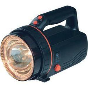 LAMPE DE POCHE Projecteur rechargeable professionnel halogène & …