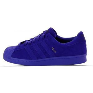 adidas superstar bleu basket