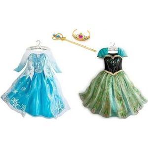 DÉGUISEMENT - PANOPLIE Lot 2 Robes Princesse Déguisement Parfaite Irrésis