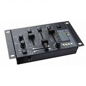 TABLE DE MIXAGE TABLE DE MIXAGE + LECTEUR USB MP3