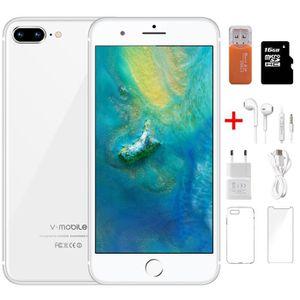 SMARTPHONE V·MOBILE X10 32Go(RAM+SD)Smartphone 4G pas cher 5.