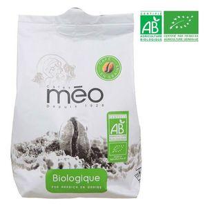 CAFÉ MEO Café grain Bio - 500 g