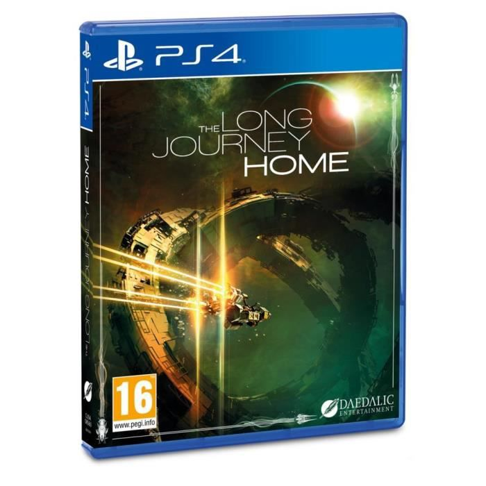 The Long Journey Home Jeu PS4
