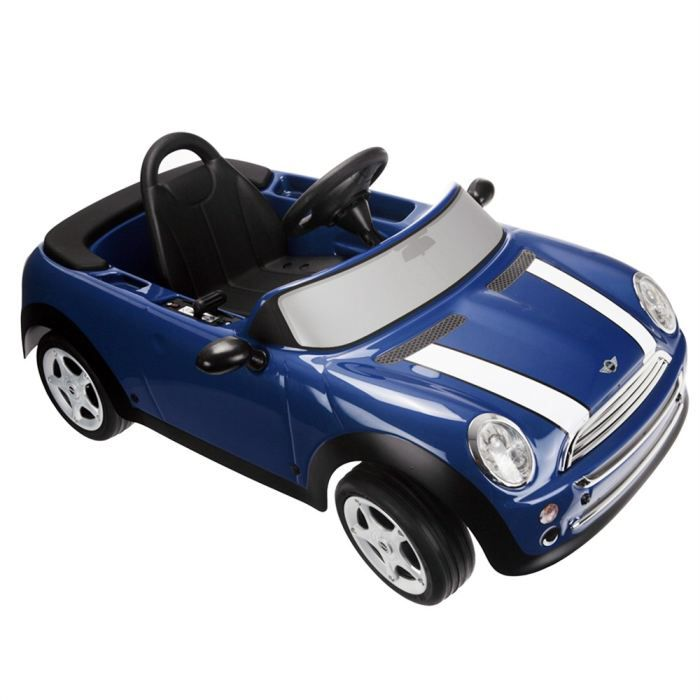 smoby mini cooper cabriolet bleue achat vente figurine personnage smoby mini cooper bleue. Black Bedroom Furniture Sets. Home Design Ideas