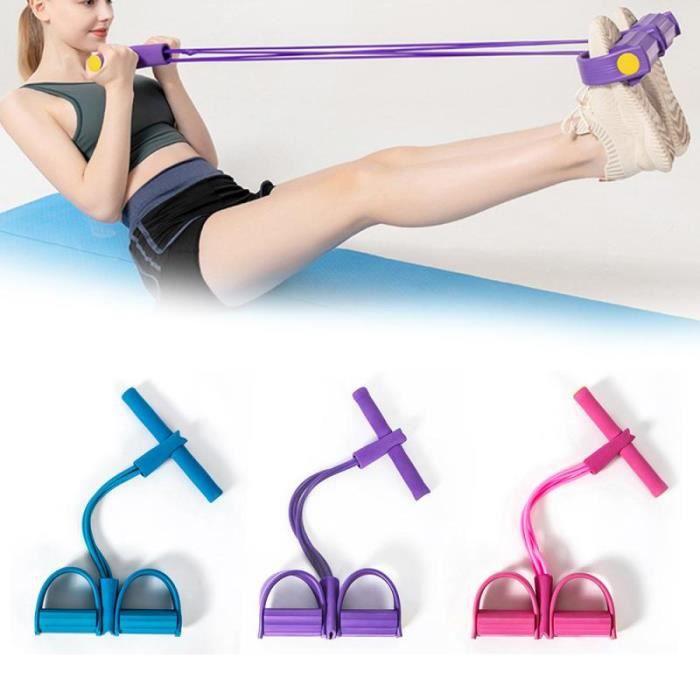 Multi-fonction Tension corde cheville exercice Fitness équipement Pilate pédale extracteur belle jambe - Modèle: 4 - HSJSTLDA06947