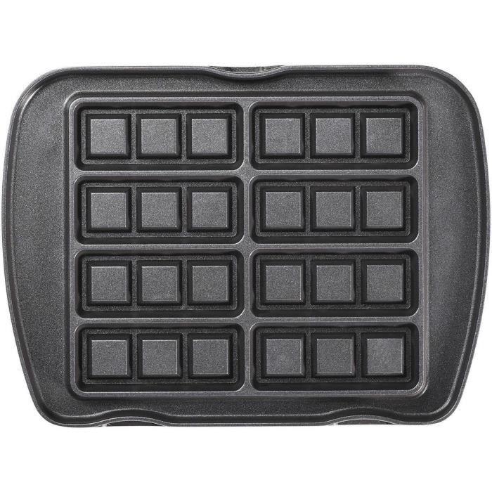 Lagrange - paire de plaques pour 8 mini-gaufres pour gaufrier premium - 010622