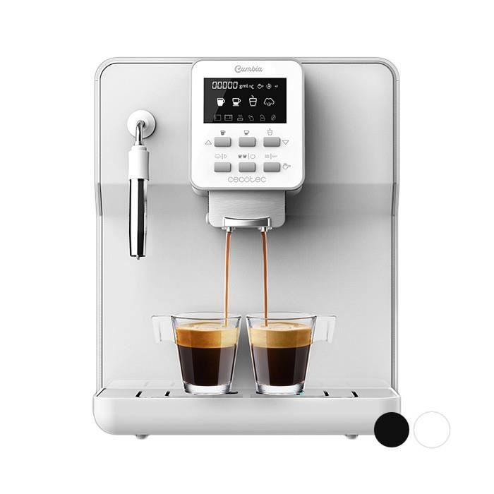 Cafetieres Splendide Couleur Blanc cafe express arm cecotec power matic-ccino 6000 1,7 l 19 bar lcd 1350w