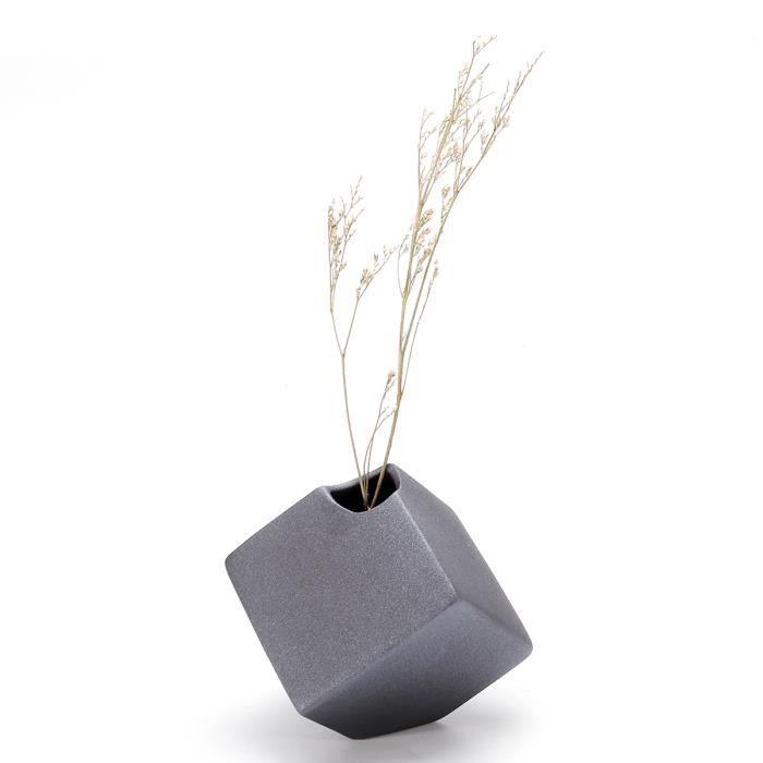 TEMPSA Vase De Fleur Céramique Ornement Décoratif Bureau Maison Noël TYPE H