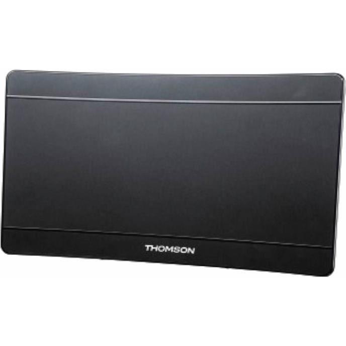 THOMSON 00132185 Antenne TV d'intérieure Numérique -4K/UHD - DVB-T/DVB-T2 -