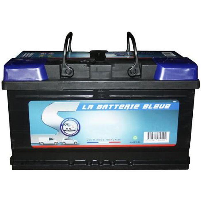Batterie 12V 92Ah 800A TOPCAR 482