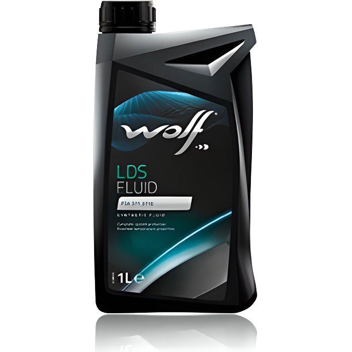 LDS Fluid Liquide hydraulique Wolf 1L