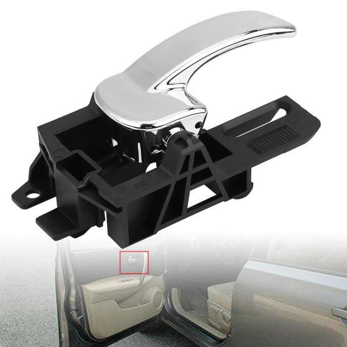 Poignée intérieure de porte ou arrière intérieure droite pour Nissan Qashqai 2007-2013 80670JD00E