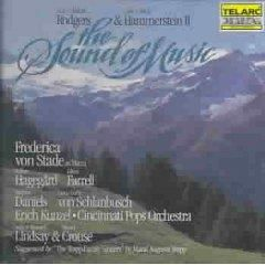 CD AMBIANCE - LOUNGE The Sound of Music [1988 Studio Cast]