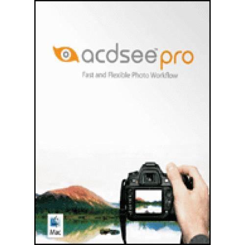 LIVRE GESTION ACDSee Mac Pro-(Mac en Téléchargement)