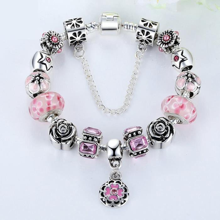 bracelet femme pour charm
