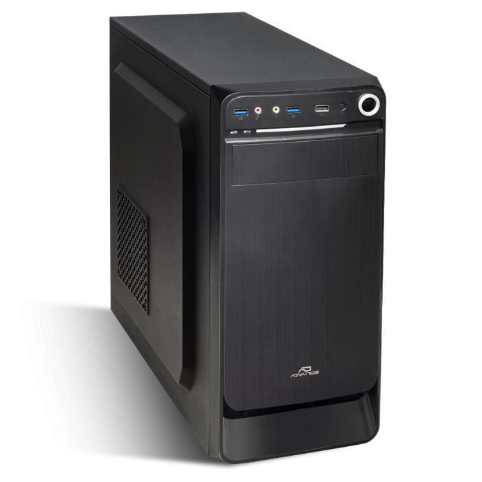 UNITÉ CENTRALE  Ordinateur Pc Bureau AMD A10 9700 Graphique Radeon