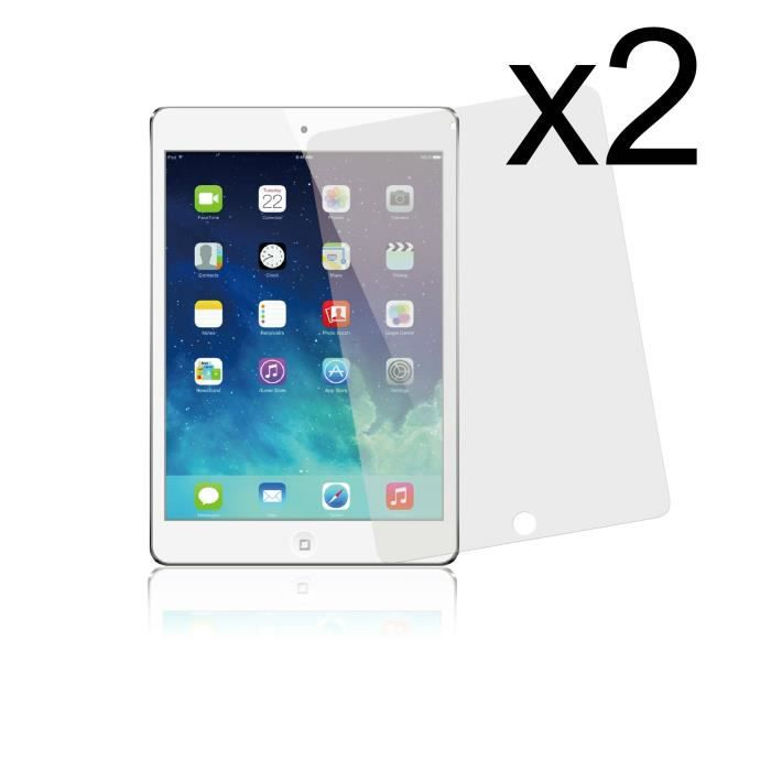 2 film protection apple ipad mini 2 prix pas cher cdiscount. Black Bedroom Furniture Sets. Home Design Ideas