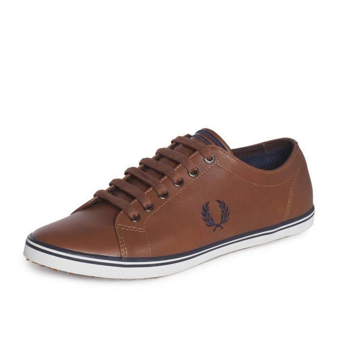 Baskets Fred Perry Kingston Leather - B6237U448
