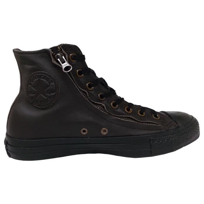 Converse Cuir Double Zip Chuck Taylor SXCT5 Taille-38