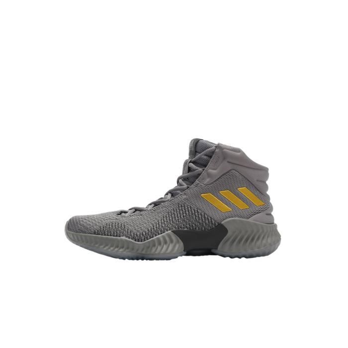 Adidas Performance Homme Chaussures / Baskets Pro Bounce Gris ...