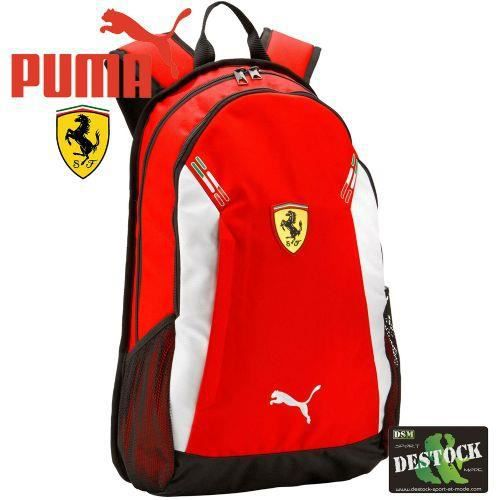 Ferrari Cartable, Rouge