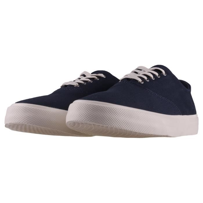 Sperry Captains Cvo Hommes Baskets Marine - 9 UK