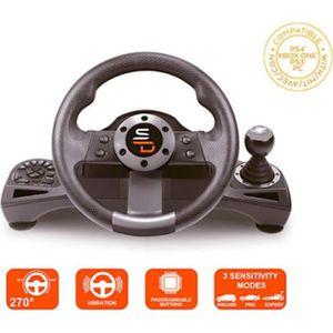 VOLANT JEUX VIDÉO Subsonic - Volant de course Drive Pro Sport avec p