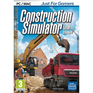 construction simulator achat vente construction simulator pas cher cdiscount. Black Bedroom Furniture Sets. Home Design Ideas