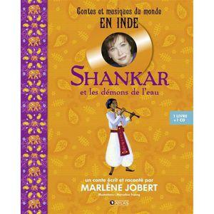 Livre 3-6 ANS Shankar et les démons de l'eau