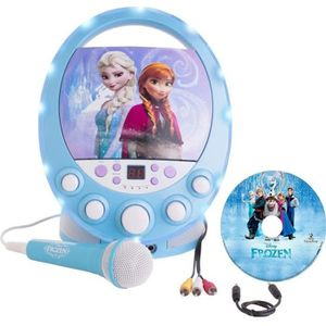 LA REINE DES NEIGES Karaoké Disco Frozen