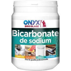 BICARBONATE DE SOUDE Bicarbonate de sodium alimentaire Onyx - Boîte 1 k