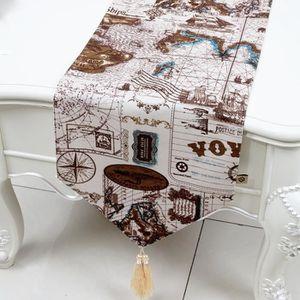 Chemin De Table Moderne Linge De Table Nappe Soie Qualite Art