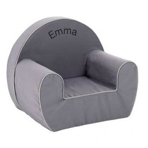 fauteuil enfant gris achat vente fauteuil enfant gris. Black Bedroom Furniture Sets. Home Design Ideas