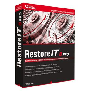 Editions Profil Restore IT 8 Pro