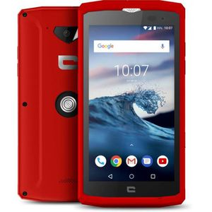 SMARTPHONE CROSSCALL Core X3 Rouge 16Go + CROSCALL X-WAVE Off