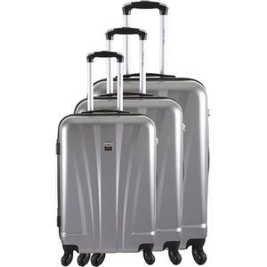 SET DE VALISES FRANCE BAG - Set de 3 valises  ABS/POLYCARBONATE A
