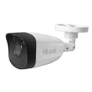 HiLook by Hikvision IPC-T641H-Z‿Cam/éra de r/éseau motoris/ée /à Objectif vari/é 4 MP avec Vision Nocturne 30 m Blanc
