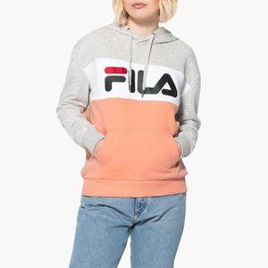 Sportswear Fila Sweat 687042 lori Blanc Sweat shirts Vêtements