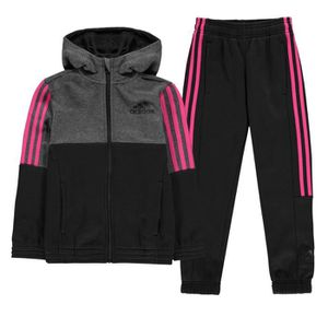 new style classic affordable price Adidas survetement fille